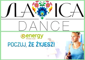 Slavica Dance w Energy Fitness Club w Łodzi